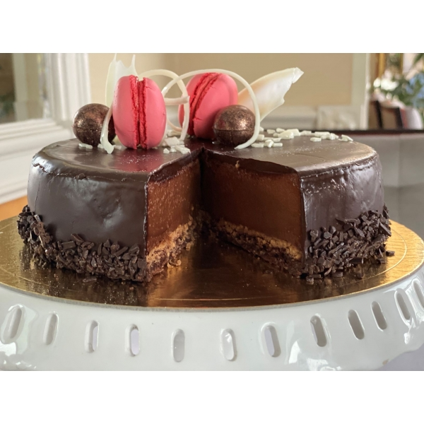 Tort Royal z belgijskiej ciemnej...